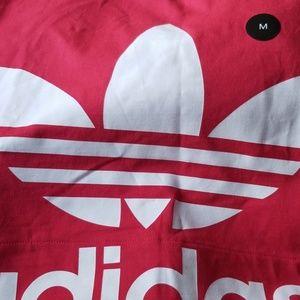 adidas Tops - Adidas  Cropped Tee - Medium